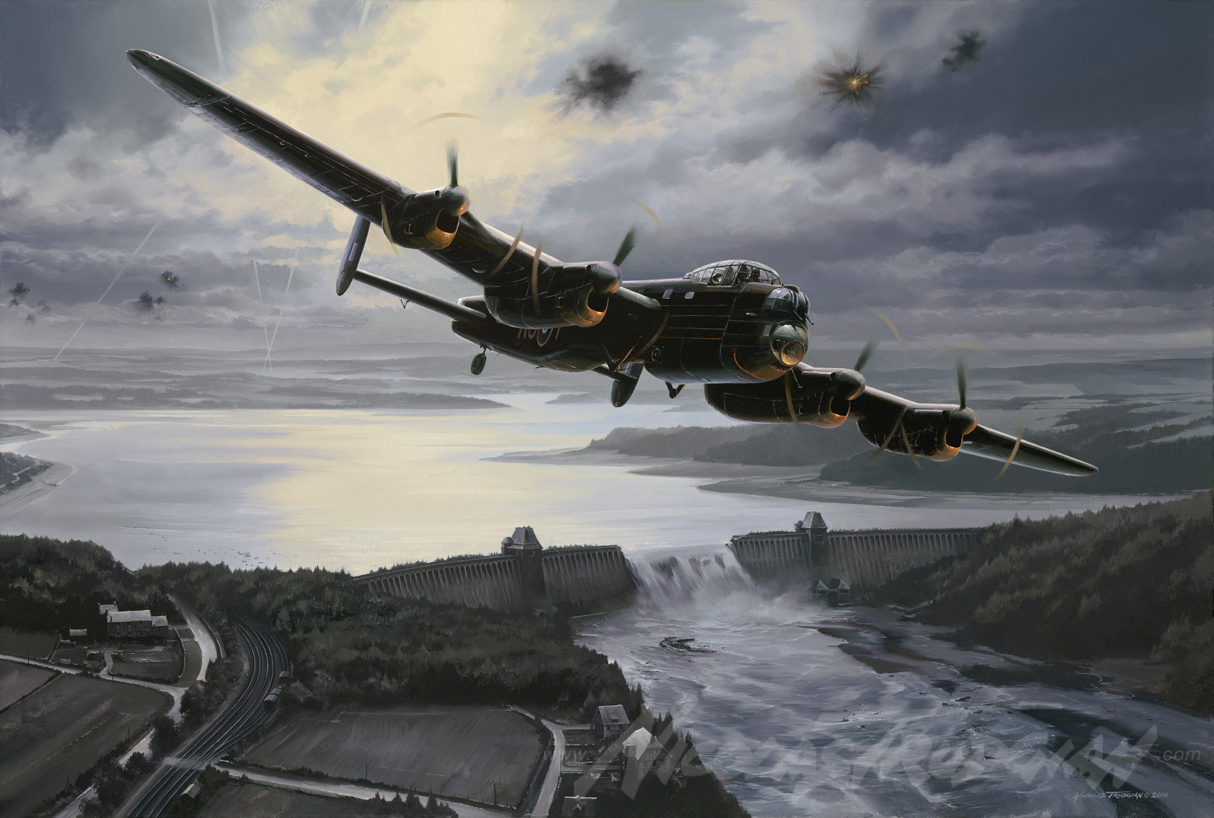 Discover The Dambusters Raid And Its Heroes In 23
