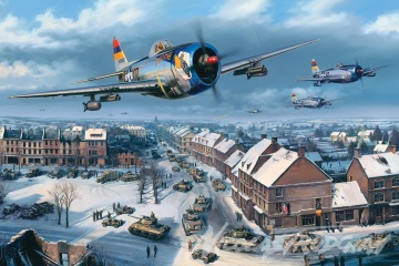 Defenders of Bastogne