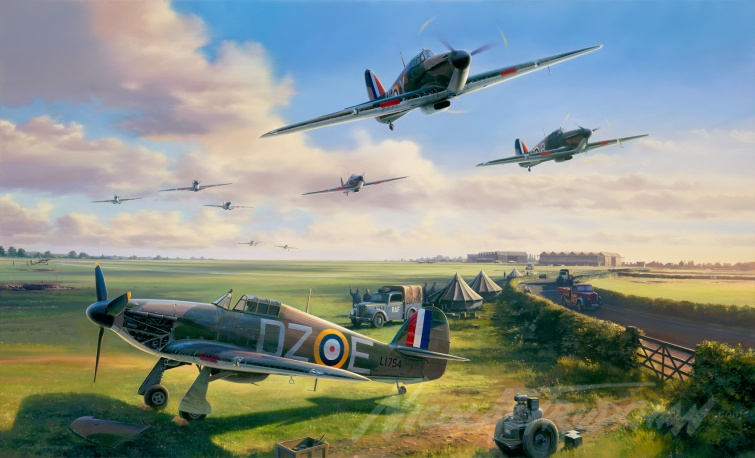 For King And Country, The Battle Of Britain