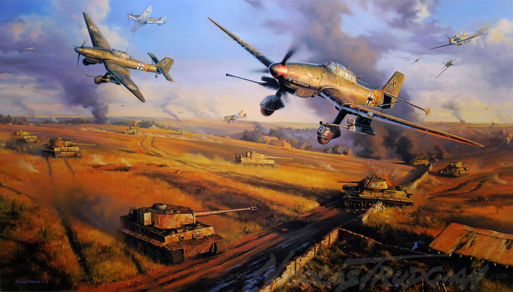 рисунок Battle Of Kursk